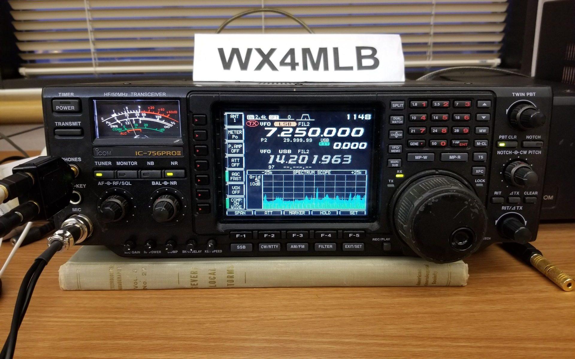 WX4MLB Radio